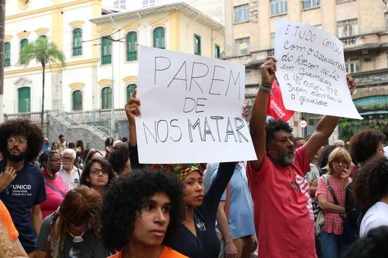 Justice elusive for nine victims of funk party police raid in São Paulo favela