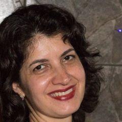 Um retrato de Sheila Fournet