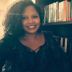 Um retrato de Priscila Cabral