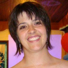 Um retrato de Débora Haupt