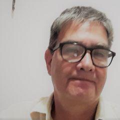 Um retrato de Jorge L V Galvão
